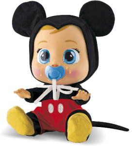 bebes llorones Mickey Mouse